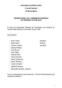 thumbnail of Assemblée générale 19 avril 2019 de Les Barils-Loisirs