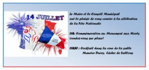 thumbnail of Invitation 14 juillet 2019