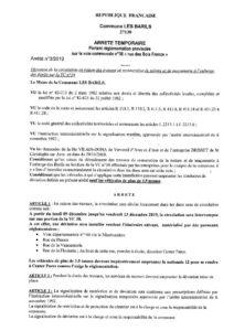 thumbnail of arrêté travaux route des Bois-Francs